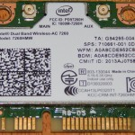 Intel Dual Band Wireless-AC 7260 + Bluetooth 購入レポート
