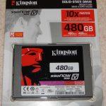 Kingston SV300S37A/480G レビュー。十分速いSSDだし値段も破格なので満足